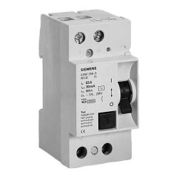 Siemens - Sıemens Kaçak Akım Koruma 5sm1616-0 2x63 300ma (1)