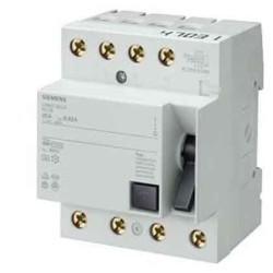 Siemens - Sıemens Kaçak Akım Koruma 5sm3345-0 4x125 30ma (1)