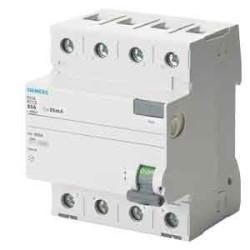 Siemens - Sıemens Kaçak Akım Koruma 5sv4347-0 4x80 30ma (1)