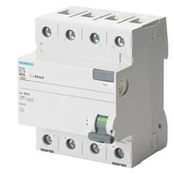 Siemens - Sıemens Kaçak Akım Koruma 5sv4644-0 4x40 300ma (1)