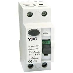 Viko - Viko Kaçak Akım Rölesi Ac Tip 30 Ma 2x 40a (1)