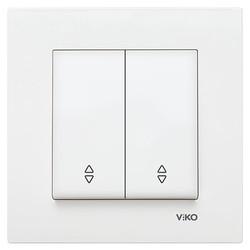 Viko - Viko Karre/Meridian Beyaz Komitatör Vavien Mekanizma (Çerçeve Hariç) (1)