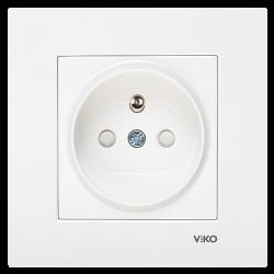 Viko - Viko Karre/Meridian Beyaz Ups Priz Ç.K. Mekanizma (Çerçeve Hariç) (1)