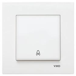 Viko - Viko Karre/Meridian Beyaz Zil Anahtarı Mekanizma (Çerçeve Hariç) (1)
