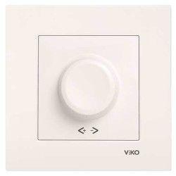 Viko Karre/Meridian Krem R Dimmer Rl 600w Mekanizma (Çerçeve Hariç)