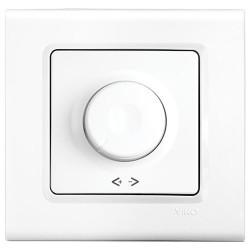 Viko - Viko Linnera/Rollina Beyaz R Dimmer Rl 600w Mekanizma (Çerçeve Hariç) (1)