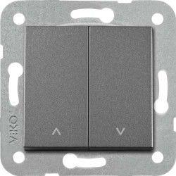 Artline Novella/Trenda Füme Jaluzi Kumanda Düğme (Mekanizma Hariç)