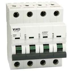 Viko - Viko Otomatik Sigorta 10ka C Tipi 4x 50a (1)