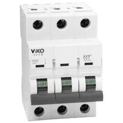 Viko - Viko Otomatik Sigorta 3ka B Tipi 3x 10a (1)