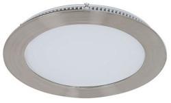 Lamptime - Lamptime Sıva Altı Slım Downlıght 6w 6500k Yuvarlak Inox Gövde (Beyaz) (1)