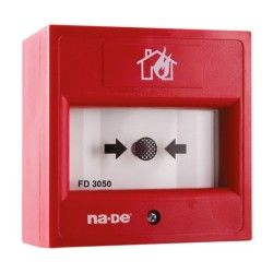 Nade Yangın Alarm Butonu 10-30 Vdc