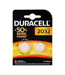 DURACELL - Duracell CR2032 3V Lityum Pil 2li (1)