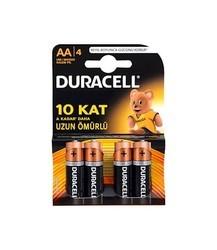 DURACELL - Duracell AA Kalem Pil 4lü (1)