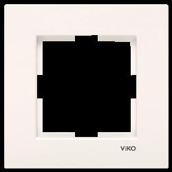 Viko - Viko Karre Krem Tekli Çerçeve (1)