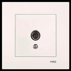 Viko - Viko Karre/Meridian Krem Tv Sonlu Mekanizma ( Çerçeve Hariç ) (1)