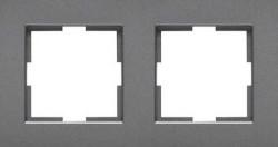 Artline Novella Füme İkili Çerçeve - Thumbnail
