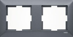 Artline Trenda Füme İkili Çerçeve - Thumbnail
