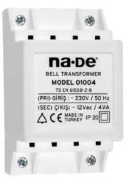 Nade - Nade 01004 12vac/4va Zil Transformatörü (1)