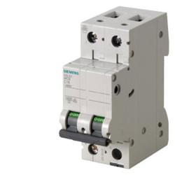 Siemens - Sıemens Otomat 5sl6206-7 C 2x06 A 6ka (1)