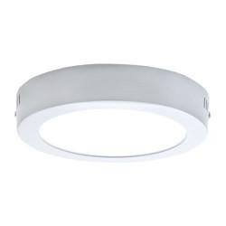 Lamptime - Lamptime 24w Sıva Üstü Led Armatür Yuvarlak 3000K (Gün Işığı) (1)