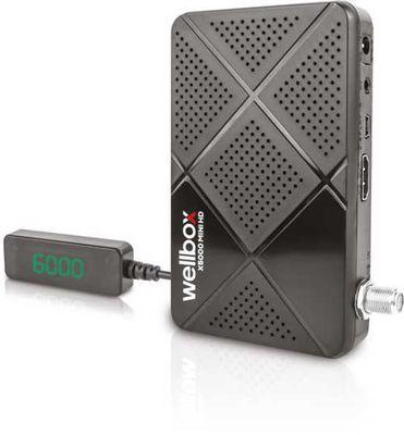 Wellbox Minix Hd Uydu Alıcısı X-5000
