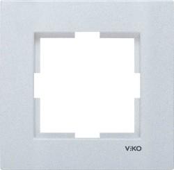 Artline Novella Metalik Beyaz Tekli Çerçeve