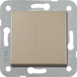 Artline Novella/Trenda Bronz Anahtar Düğme (Mekanizma Hariç) - Thumbnail
