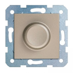 Artline Novella/Trenda Bronz Dimmer Düğme - Thumbnail