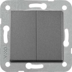 Artline Novella/Trenda Füme Komütatör Düğme (Mekanizma Hariç) - Thumbnail