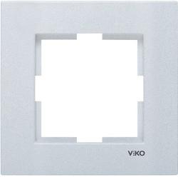 Artline Trenda Metalik Beyaz Tekli Çerçeve - Thumbnail