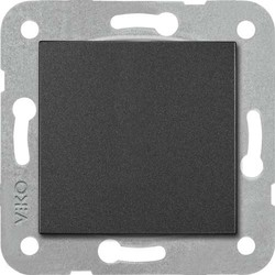 Viko Artline - Novella/Trenda Siyah Boşluk Kapağı Kapak (Mekanizma Hariç) (1)