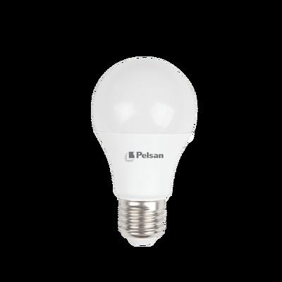 Pelsan 9W LED LAMBA E27 2700K (Günışığı)
