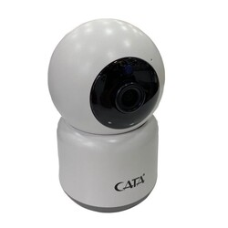 Cata - Cata 360 Derece Dönebilen Akıllı Ip Kamera (Full HD-1080P) CT-4050 (1)
