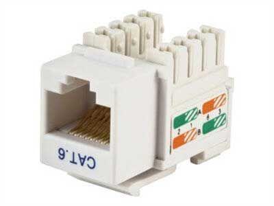 Mutlusan Data Konnektörü Cat 6e (Rj65 8)