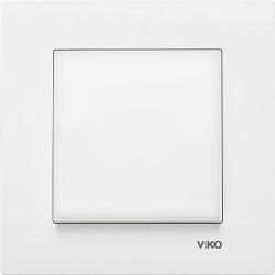 Viko Karre/Meridian Krem Boşluk Kapağı Mekanizma (Çerçeve Hariç) - Thumbnail