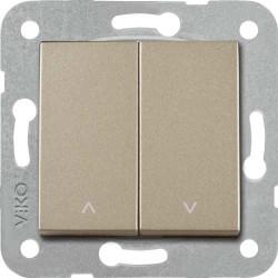 Artline Novella/Trenda Bronz Jaluzi Kumanda Düğme (Mekanizma Hariç) - Thumbnail