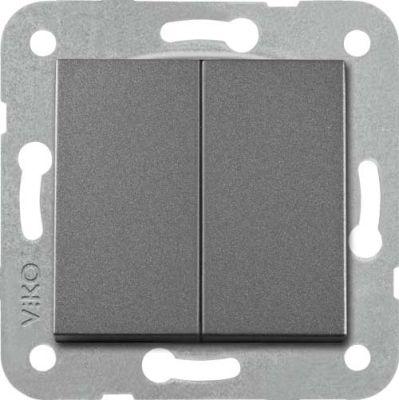 Artline Novella/Trenda Füme Komütatör Düğme (Mekanizma Hariç)