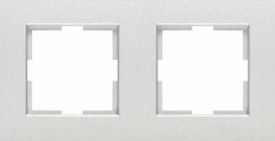 Artline Trenda Metalik Beyaz İkili Çerçeve