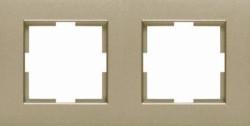 Artline Novella Bronz İkili Çerçeve - Thumbnail