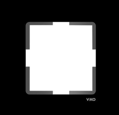 Artline Novella Eloxal Siyah Tekli Çerçeve