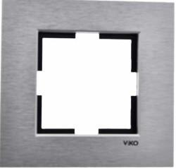 Artline Novella Cam Düz Beyaz Tekli Çerçeve - Thumbnail