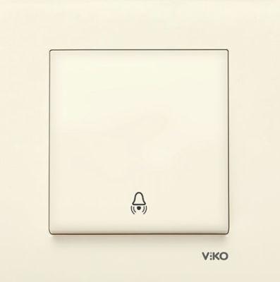 Viko Karre Krem Kapı Otomatiği (Çerçeve Hariç)
