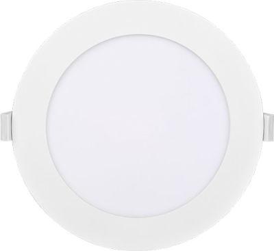 Panasonic 12W LED Panel Spot Sıva Altı Armatür (4000K-Ilık Beyaz)
