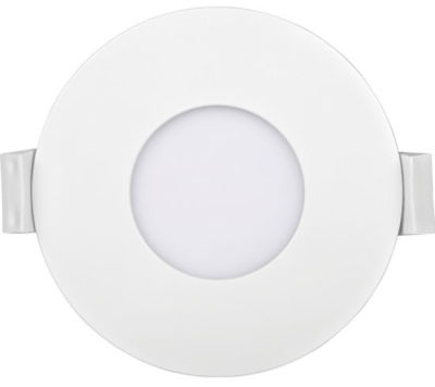 Panasonic 3W LED Panel Spot Sıva Altı Armatür (3000K-Günışığı)