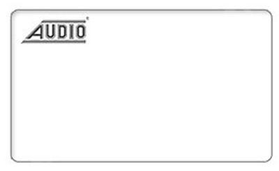 Audıo Proxymıty Card 125 Khz