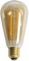 Cata 6w Rustik Led Ampul (E27)(Amber) Ct-4284
