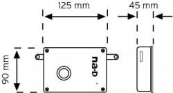 Nade - Nade 03004 Zincirli Kapı Otomatiği (1)