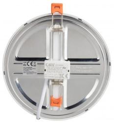 Cata - Cata 9w Plus Led Panel Armatür (Beyaz Işık) Ct-5646 (1)