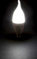 Cata - Cata 7w Ledli Kıvrık Buji Ampul (Beyaz Işık) CT-4080 (1)
