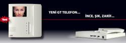 Audio - Audıo Basic Ekonomik 3,5 Renkli Tuş Takımsız Telofon (1)